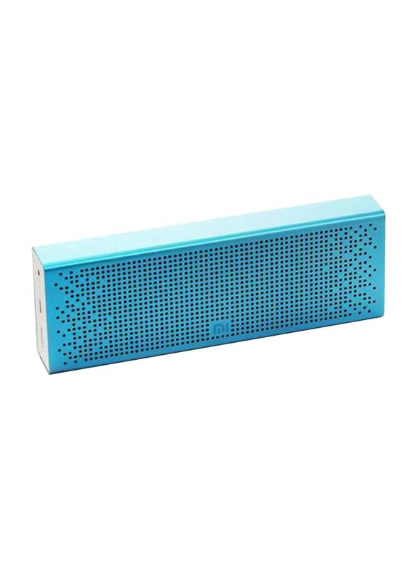 Xiaomi Mi Portable Bluetooth Speaker, Blue