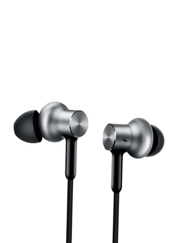 Xiaomi Mi ProHD ZBW4369TY 3.5mm Jack In-Ear Headphones, Silver