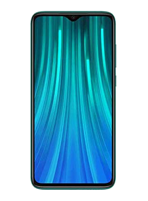Xiaomi Redmi Note 8 Pro 128GB Forest Green, 6GB RAM, 4G LTE, Dual Sim Smartphone