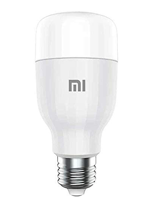 Xiaomi Mi Essential Smart LED Bulb, GPX4021GL, White