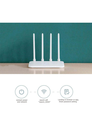 Xiaomi Mi DVB4231GL 4C Router, White