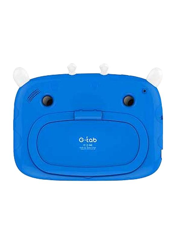 G-Tab Q2 16GB Blue 7-inch Kids Tablet, 1GB RAM, Wi-Fi Only