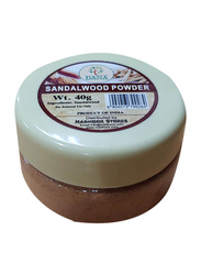 Dana Sandalwood Powder, 40gm, Brown