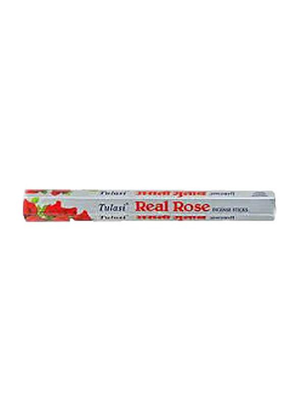 Tulasi Real Rose Incense Sticks, Grey