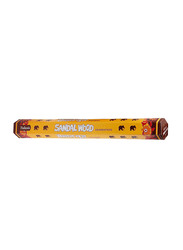 Tulasi Sandal Wood Incense Sticks, Yellow