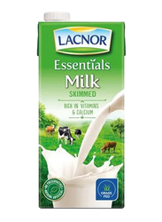 Lacnor Essentials Skimmed Milk, 1 Liter