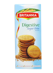 Britannia Digestive Sugar Free Biscuits, 200g