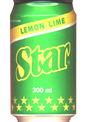Star Lemon Lime, 300ml