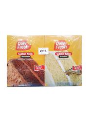 Daily Fresh Cake Mix, 2 Packs x 500g