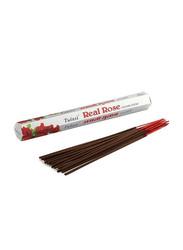 Tulasi Real Rose Incense Sticks, 6 Pieces, Grey