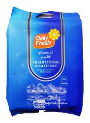 Daily Fresh Traditional Basmati Rice, 5 Kg