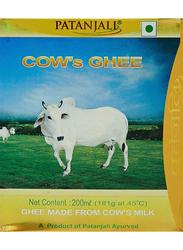 Patanjali Pure Cow's Ghee, 200ml