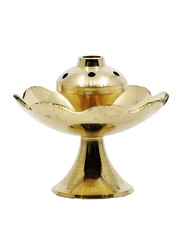 Flower Shaped Agarbati Stand, Gold