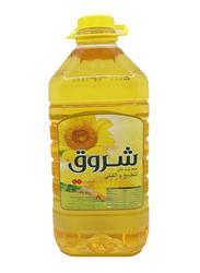 Shurooq Sunflower Cooking Oil, 4 Liters