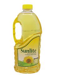 Sunlite Vegetable Cooking Oil, 1.8 Liters
