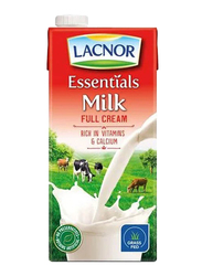Lacnor Essentials Full Cream Milk, 1 Liter