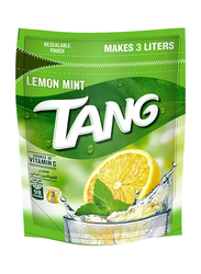 Tang Lemon Mint Flavored Juice Pouch, 375g