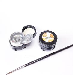 Al Mayasa Nails UV Spider Nail Gel Kit, 5ml, Silver