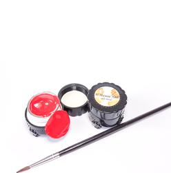 Al Mayasa Nails UV Spider Nail Gel Kit, 5ml, Red