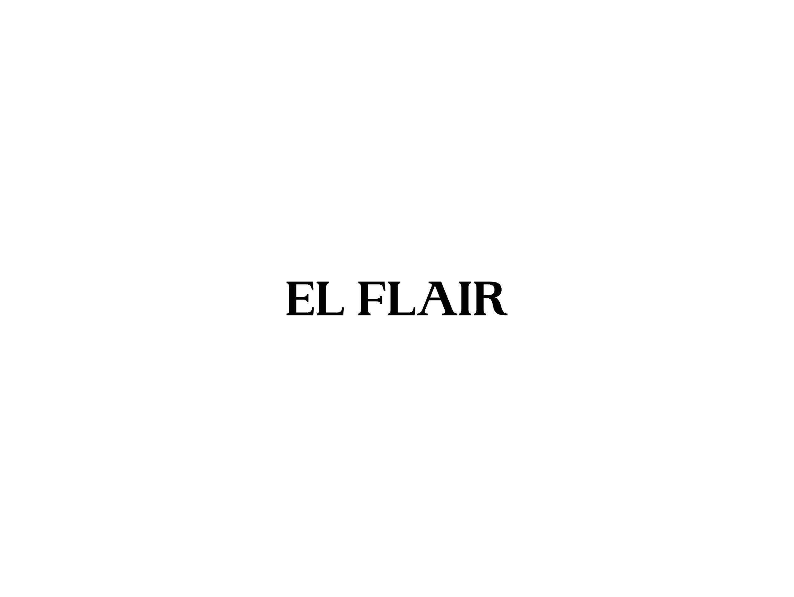 EL FLAIR WOMENS FASHION