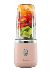 Deerma Rechargeable Power Blender with Juice Cup, NU05, Rose Gold