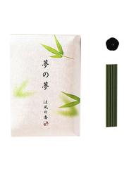 Nippon Kodo 2-Piece Yume-No-Yume (The Dream of Dreams) Bamboo Leaf Incense Gift Set, Green