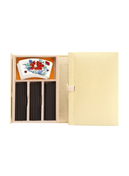 Nippon Kodo Kyara Kongo Selected Aloeswood Incense Sticks, 60 Sticks, Dark Brown