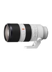 Sony FE 70-200mm f/2.8 GM OSS Lens for Sony E-Mount Cameras, Black/White