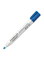 Staedtler Lumocolor Whiteboard Compact Marker, Blue