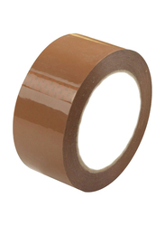 Top Star Packing Tape, 2inch x 100 yards, Brown