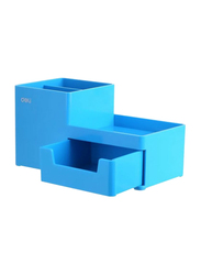 Deli Desk Organizer, Blue