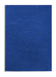 Partner A3 Embossed Binding Sheet, 100 Pieces, Blue