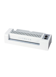 Deli A3 Heat and Cold Laminator, White