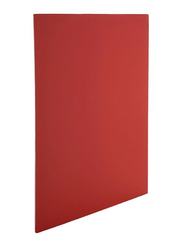 Tajs Foam Board, 50 x 70cm, Red