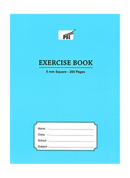 Psi Square Exercise Book, Blue