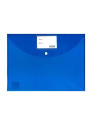 Partner Fullscape Document File Bag, Blue