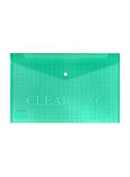 Partner Document File Bag, Green