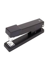 Deli Commercial Desktop Stapler, Black/Silver