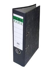 Alba Rado Box File, Black