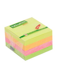 Fantastick Sticky Notes, 5.08 x 5.08cm, 400 Sheets, Multicolor