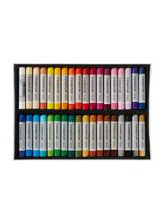 Staedtler Design Journey Oil Pastel Colour Set, 36 Pieces, Multicolour