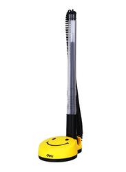 Deli Desk Pen Stand, Yellow/Black