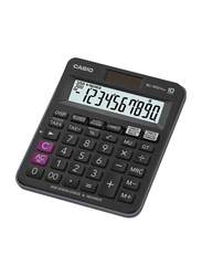 Casio 10-Digit MJ100D Plus Financial Calculator, Black