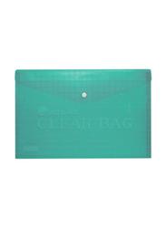 Atlas File Folder, A4 Size, Green