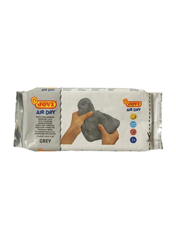 Jovi Air Dry Modelling Clay, 250g, Grey