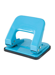 Deli Metal Hole Punch, Blue