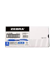 Zebra Sarasa Gel-Ink Rollerball Pen, 0.5mm, Blue