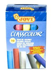 Jovi 10-Piece Classcolor Chalk Set, Multicolor