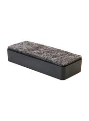 Deli Magnetic White Board Wipe, Black