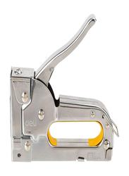 Deli Heavy Duty Stapler, Silver/Yellow